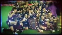 qld maroons vs nsw blues game 2 - state of origin fights - combat - melbourne - sydney -