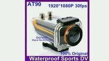 2013 Hotest Extreme gopro Sport camera 1080p AT90 Waterproof Go pro DVR Action camera helmet ca