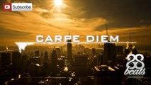 "Hip Hop Beat Motivational Hard Piano Rap Instrumental - ""Carpe Diem"""