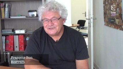 Un Livre 2.0 : François Bon