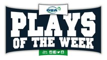 OUA Plays of the Week - January 20, 2015