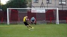 Un penalty, un arrêt … une boulette !