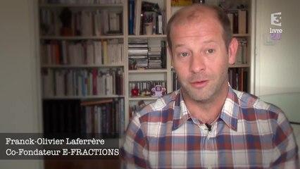 Un Livre 2.0 : E-Fractions, éditeur et diffuseur numérique
