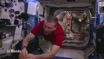 Visite envoûtante à bord de la Station spatiale internationale