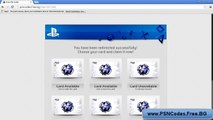 Free PSN Codes  Giveaway  2500 Codes For Free1