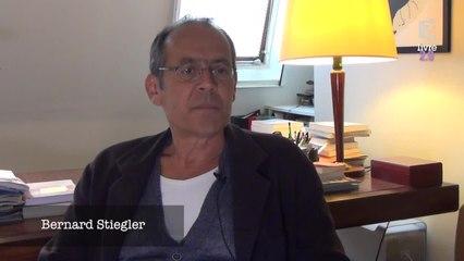 Un Livre 2.0 : Entretien avec Bernard Stiegler