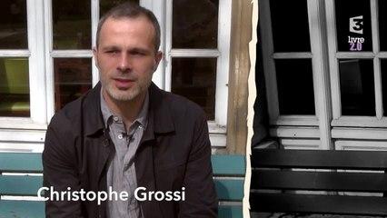 """Un Livre 2.0 : Entretien avec Christophe Grossi autour de """"Ricordi"""""""