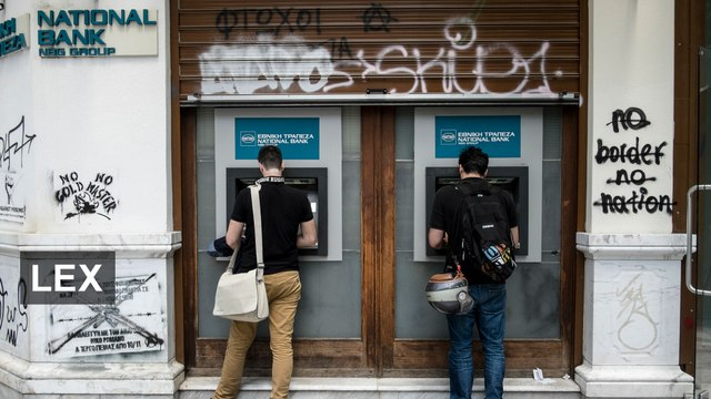 Implications of Grexit for Greek banks