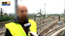 Un train de déchets nucléaires traverse la France