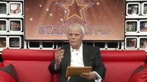 Schlagerstar Chris Roberts in der TV- Musiksendung Star-Olymp-Amber-Musikpromotion