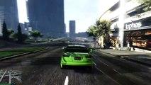 GTA 5 PC Mods SweetFX Graphics Mod Compare HD - Vidéo