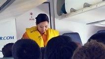 Cebu Pacific Air Flight Attendants / Stewardess / Cabin Crew Dancing   CEBU PACIFIC AIRLINES
