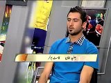 Great Pakistani Fast  Bowler Junaid Khan Interview talks about virat kholi funny 2015