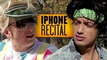 IPhone Récital (McFly & Carlito)