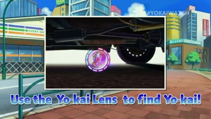 Trailer E3 2015 annonce en occident de Yo-kai Watch