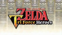 The Legend of Zelda Triforce Heroes Gameplay Trailer - Nintendo E3 2015 Press Conference
