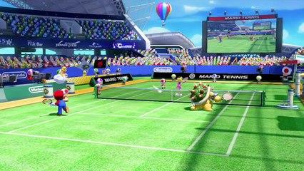 Trailer d'annonce de Mario Tennis Ultra Smash