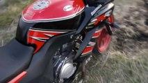 G-max racer 50/125 YBR 125 ZIP-pro 50/125 yamasaki scorpion 50/125