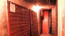 Fantôme filmé dans les sous sol d'un Magasin Conforama ?