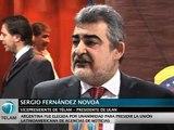 Argentina preside la Unión Latinoamericana de Agencias de Noticias