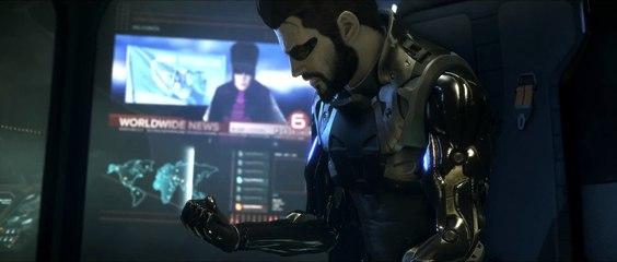 E3 2015 Gameplay Trailer de Deus Ex: Mankind Divided