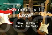 Jefferson Airplane Electric Guitar Solo Lesson SOMEBODY TO LOVE How To Play Woodstock 1969
