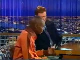 394 Dave Chappelle Interview 2004 09 02 ♠ conan o'brien show ♠ HQ