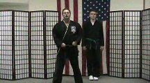 Kempo/Kenpo Karate/Martial Arts Combination 5 - James Brassard