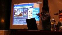 Breve ponencia de Minipunk en el congreso de la FELE 2011