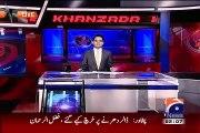 Aaj Shahzeb Khanzada Kay Sath (16-06-2015)