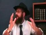 Un rabbin qui a peur, la race blanche disparait