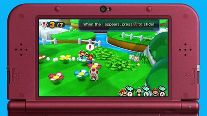 Nintendo 3DS - Mario & Luigi  Paper Jam E3 2015 Trailer de Mario & Luigi Paper Jam Bros