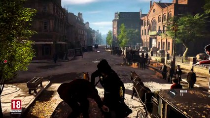 E3 2015 Assassin's Creed Syndicate Gameplay Walkthrough