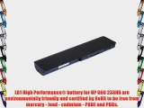 LB1 High Performance Battery for HP G60 233CA HP G60 233NR HP G60 234CA HP G60 235CA HP G60