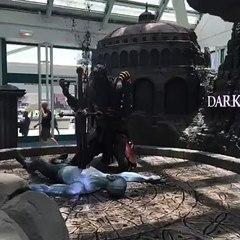 E3 2015 - aperçu du stand Dark Souls 3