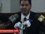 Rueda de prensa de Gabriel Torres