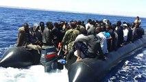 القبض على مهاجرين غير شرعيين - ليبيا - تاجوراء
