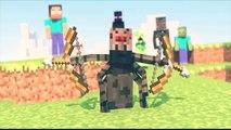 Minecraft - Top 5 / Monster School - Best Monster School 2015 - Minecraft Animation (2015)