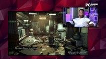 Dawn Engine on Deus Ex - (PC Gaming Show) - E3 2015