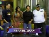 Llamada Gloria Trevi con Alejandra Guzman