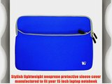 sony vaio cases Laptop Neoprene Case Bag Sleeve for Sony Vaio 12 Inches 15 Inches (15 Extra