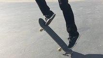 Amazing Superb Skateboarding for 10 seconds