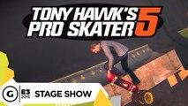 Talking To Tony Hawk About Tony Hawk Pro Skater 5 - E3 2015