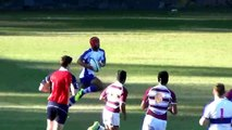 Clifton Setu | St Edmunds 1st XV Highlights