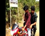 Road Safety & Helmet Awareness____Short film with Humor Sense::