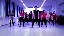 Snoop Dogg - Drop It Like it's Hot | Beginner Class | Dance Choreography by: Daniel Krichenbaum