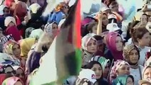 """Erdogan: Israel """"will drown in the blood they shed"""""""