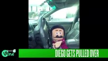 Behind the Vine with Diego from Awkward Puppets | DAILY REHASH | Ora TV