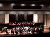 HCISO and Australian Boys Choir: Sanctus by Karl Jenkins