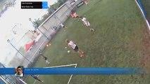 Faute de karim - Les inconnus Vs Nice Nord City - 16/06/15 19:00 - Antibes Soccer Park